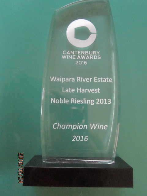 canterbury wine awards